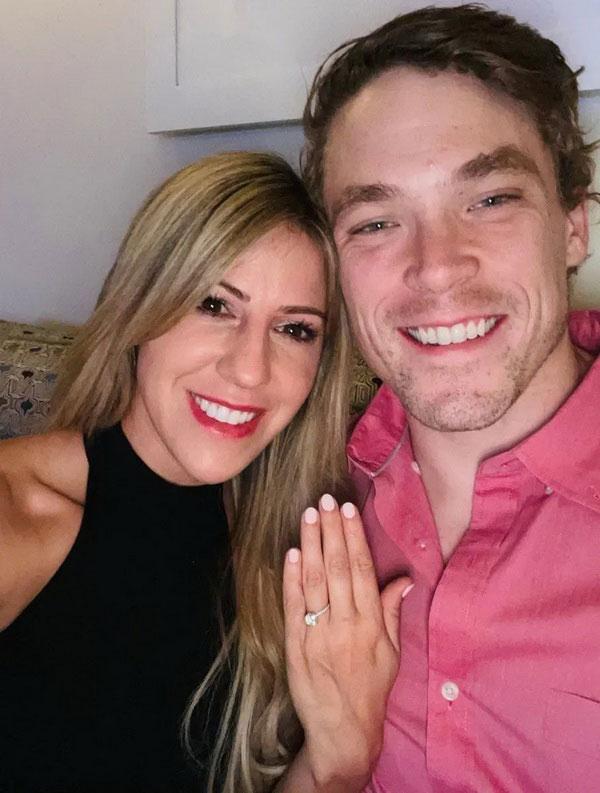 Alex Foxen和Kristen Bicknell德州撲克情侶牌手攜手共度餘生