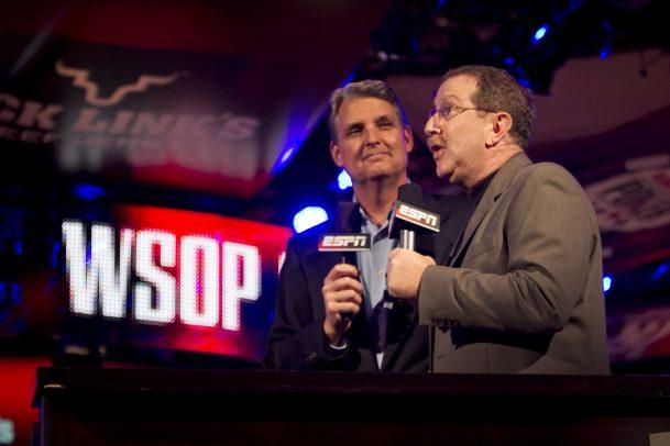 ESPN WSOP解說員Norman Chad為慈善事業將參加今年的WSOP