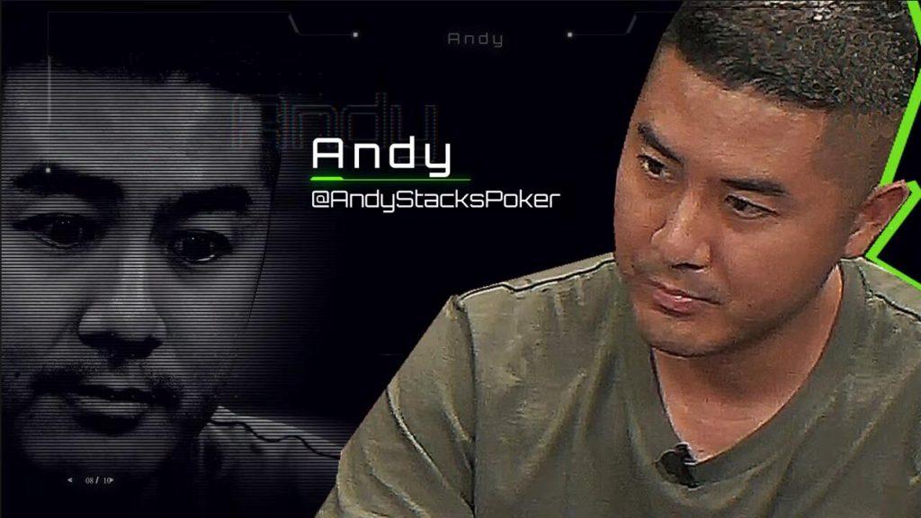 Andy Stacks在Hustler Casino Live對上MIKKI變得相當瘋狂,結果令他變臉