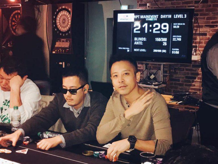 吳紹綱 30歲收入破億財富自由,德州撲克冠軍揭牌桌與股市共同之處