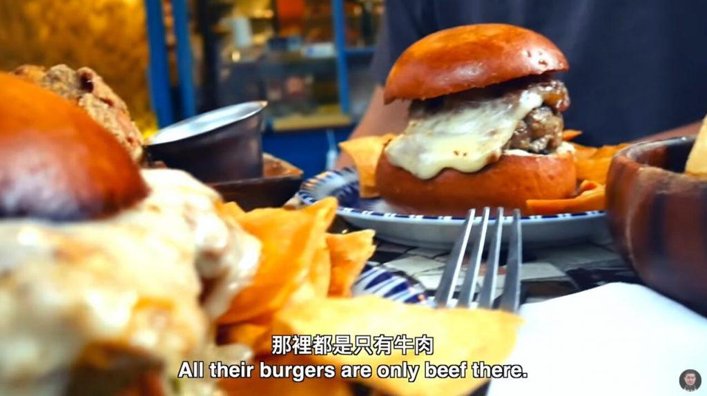 Andy Stacks帶你去吃SHEEP+PONY正宗美式漢堡 汁多美味!