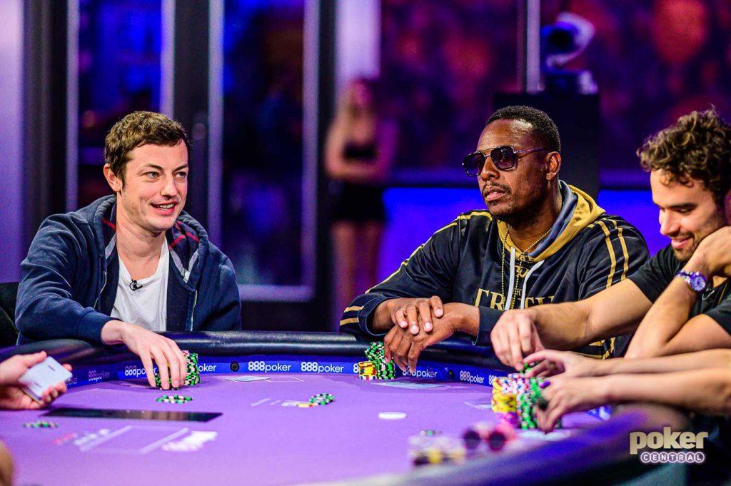 NBA球星PAUL PIERCE保羅皮爾斯在Hustler Casino Live 應該這樣打