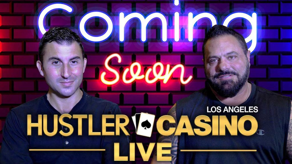 Andy Stacks 總整理 Hustler Casino Live 有趣的手牌
