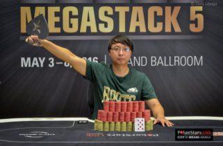 德州撲克教練 來自台灣高雄的他擊敗七國聯軍獨享180萬獎勵
