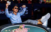 台灣選手闖進WSOP Carlos Chang以最迷人的姿態斬獲WSOP個人首條金手鍊